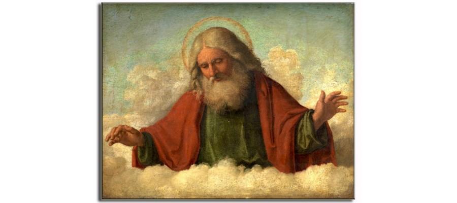Tranh Sơn Dầu Vẽ Về Thiên Chúa