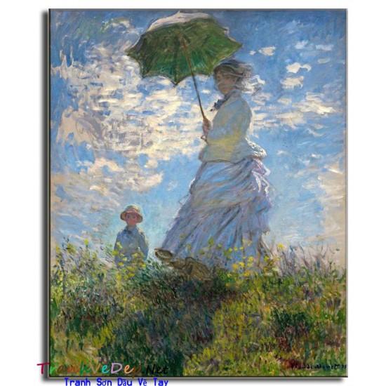 Tranh Sơn Dầu Claude Monet M03