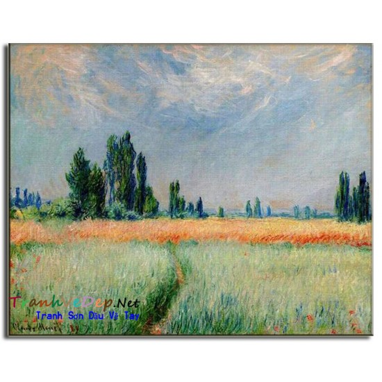 Tranh Sơn Dầu Claude Monet M15