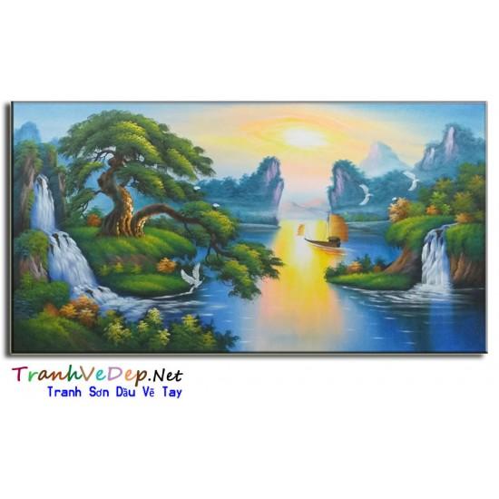Phong Cảnh Thiên Nhiên, Thác Nước P14