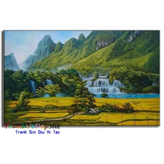 Phong Cảnh Thiên Nhiên, Thác Nước P23