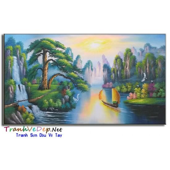 Phong Cảnh Thiên Nhiên, Thác Nước P24