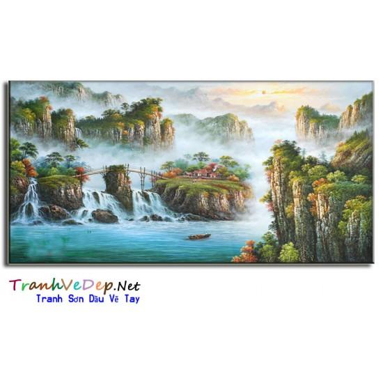 Phong Cảnh Thiên Nhiên, Thác Nước P25