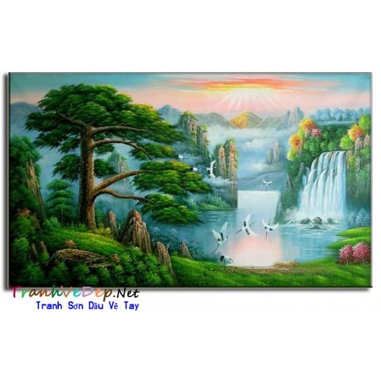 Phong Cảnh Thiên Nhiên, Thác Nước P26