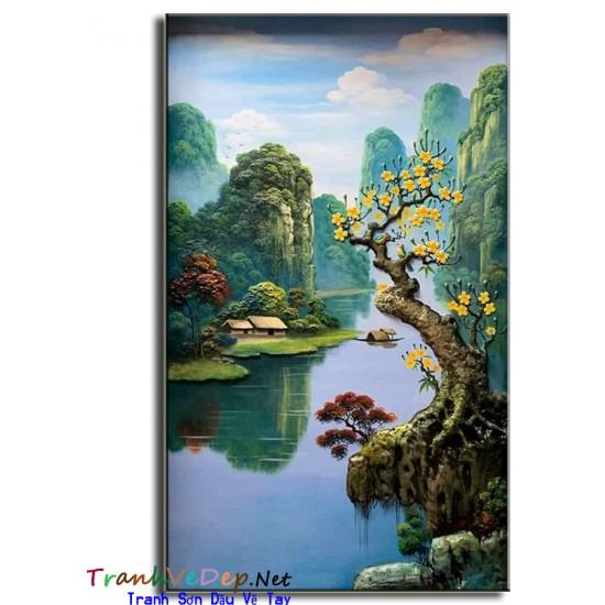 Phong Cảnh Thiên Nhiên, Thác Nước P29