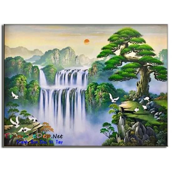 Phong Cảnh Thác Nước Hùng Vĩó P33