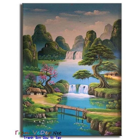 Phong Cảnh Thiên Nhiên Thác Nước P53