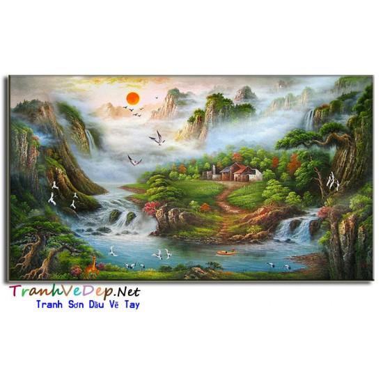 Phong Cảnh Thiên Nhiên, Thác Nước P02