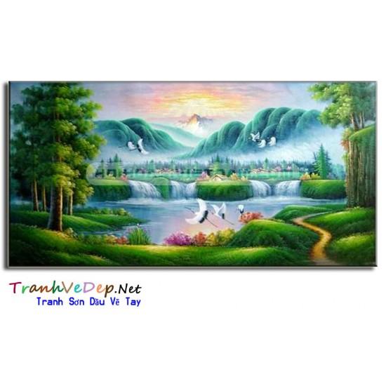 Phong Cảnh Thiên Nhiên, Thác Nước P09