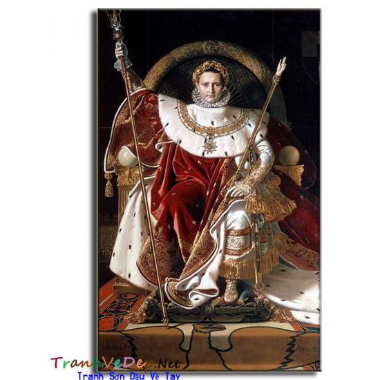 Napoleon trên ngai vàng