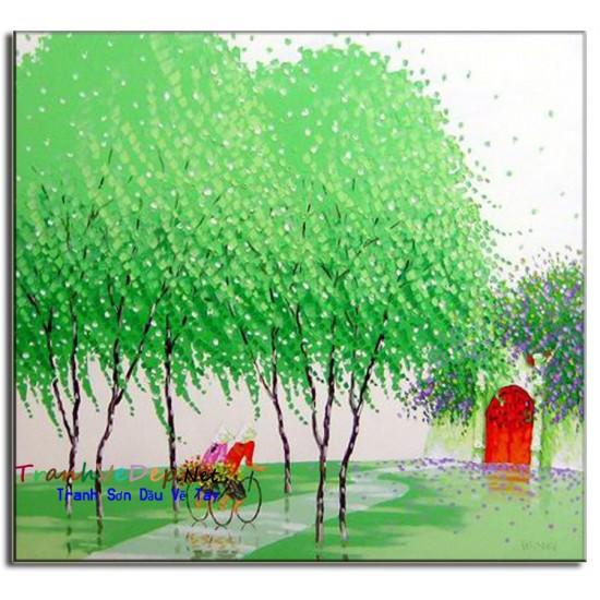 Tranh Của Họa Sĩ Phan Thu Trang PTT003