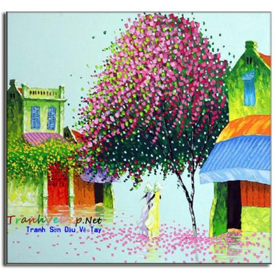 Tranh Của Họa Sĩ Phan Thu Trang PTT010