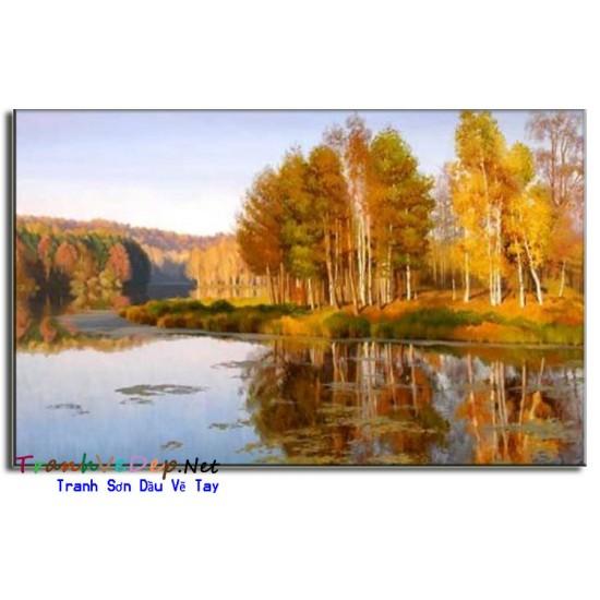 Phong Cảnh Mùa Thu Đẹp M04